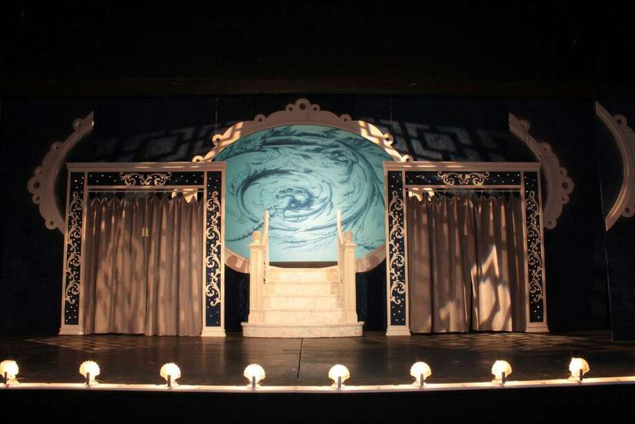 "For the 2010 Curtain Call production of ""Hello, Dolly!,"" Peter Barbieri envisioned an all-white set, from the backdrops to props. Photo: Contributed Photos / Connecticut Post contributed"