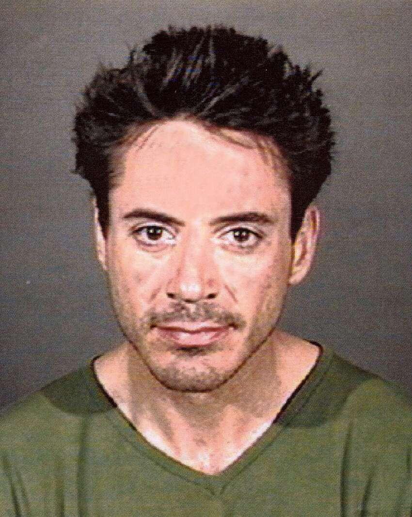 Robert Downey, Jr. Downey, Jr. and arrests aren't strangers.