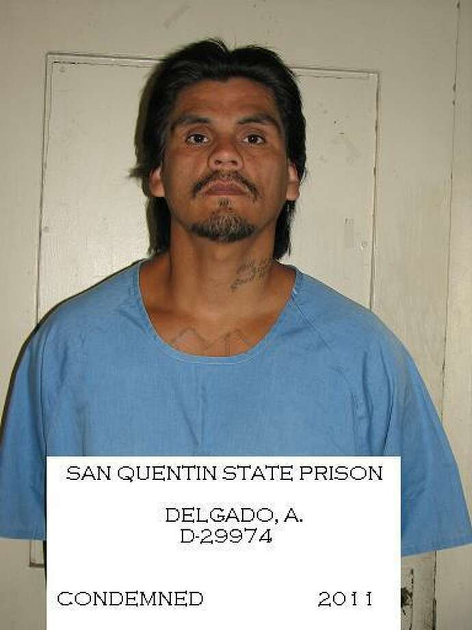 Inmate Anthony Delgado, 49, is accused of slashing a correctional officer with a makeshift weapon Thursday at San Quentin State Prison.Want to see an inside look at life on Death Row in San Quentin?