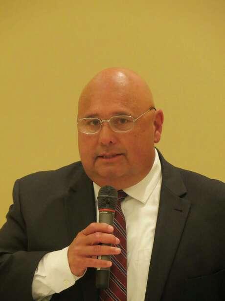 Chuck Pena, candidate for mayor of Boerne. Photo: Zeke MacCormack /Staff