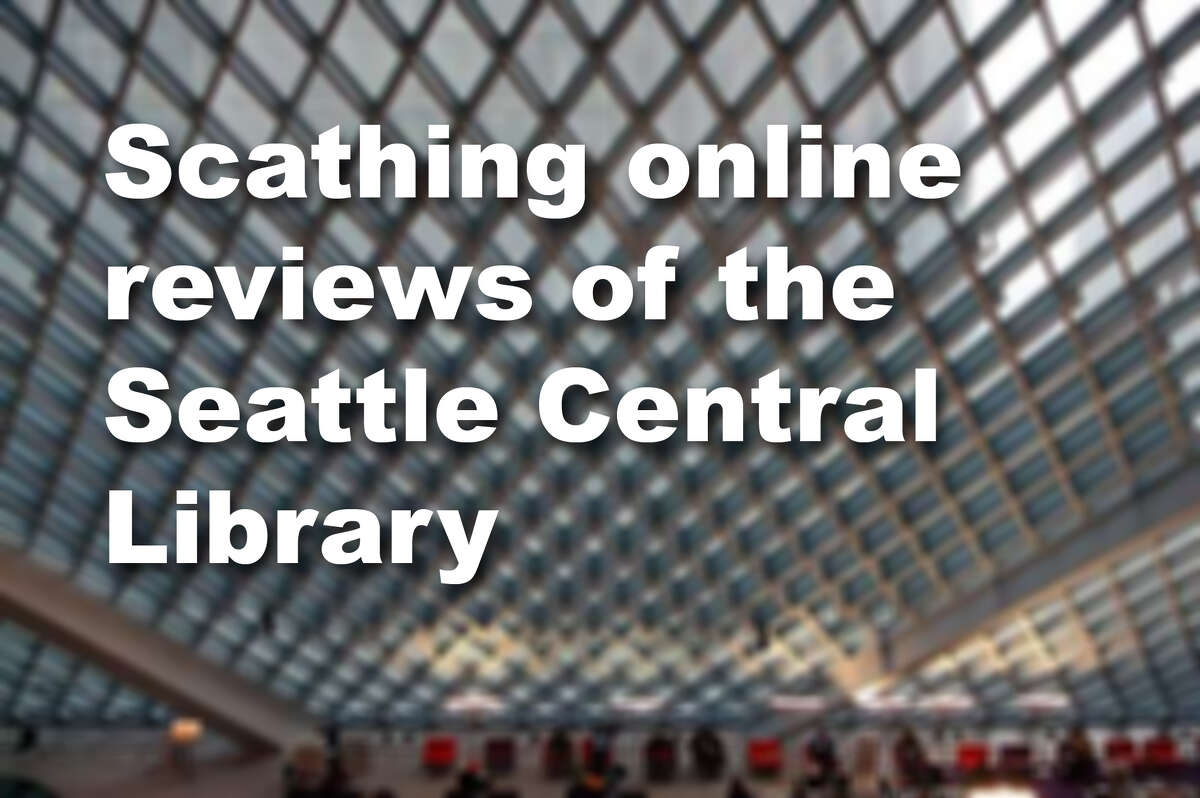 A lot of people hate our eclectic library and have taken that fury to the internet. Read what critics have to say about this city landmark on Yelp, Google and TripAdvisor. Let us know if you have disses of your own -- or if these people are completely wrong.
