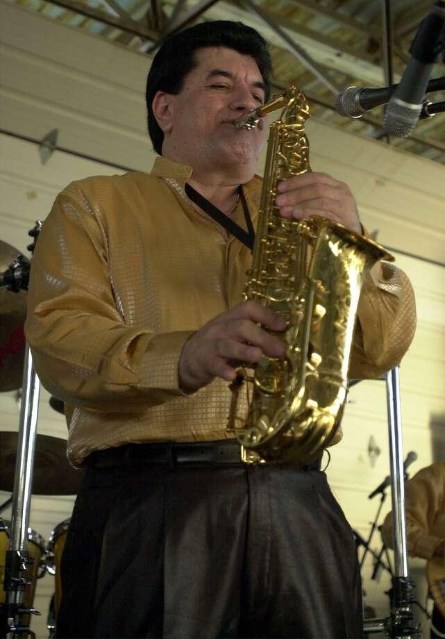 Fito Olivares and La Tropa F will perform at Warehouse Seguin on June 16.  Photo: Express-News File Photo / SAN ANTONIO EXPRESS-NEWS