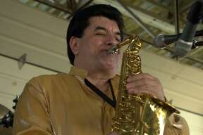 "Fito Olivares y La Pura Sabrosura Led by legendary saxophonist Fito Olivares (born Rodolfo Olivares) and his brothers, this sprawling band does one thing, and one thing only: tropical-flavored cumbias. The Xanax beat is perfect for dancing, no lessons required. The dance hall musician's music, peppered with quirky keyboard fills, cowbell and wild vocal asides, is downright hypnotic, from ""Cumbia de la Cobra"" to ""Juana La Cubana."" The Mexico-born musicians formed the band in the late 1970s in Houston. Olivares co-headlines the Latin-flavored event with Tejano star David Lee Garza y Los Musicales, who close it out. PACfest, 6:30 p.m. Thursday."