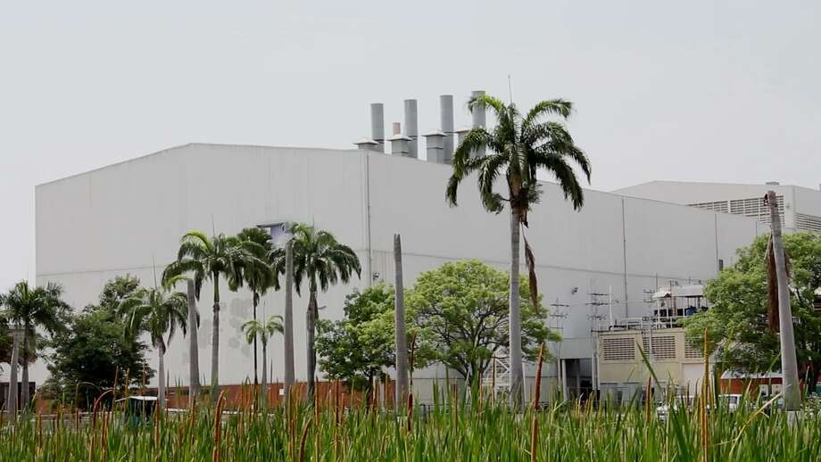 Venezuelan authorities seized General Motors local vehicle assembly plant, forcing Americas largest automaker to discontinue operations in Venezuela and announce the layoffs of 2,700 workers. Shown is a video grab of GM's plant in Valencia, Venezuela, on Thursday following its seizure by the Venezuelan government. Photo: Marcos Guedez /AFP /Getty Images / AFP or licensors