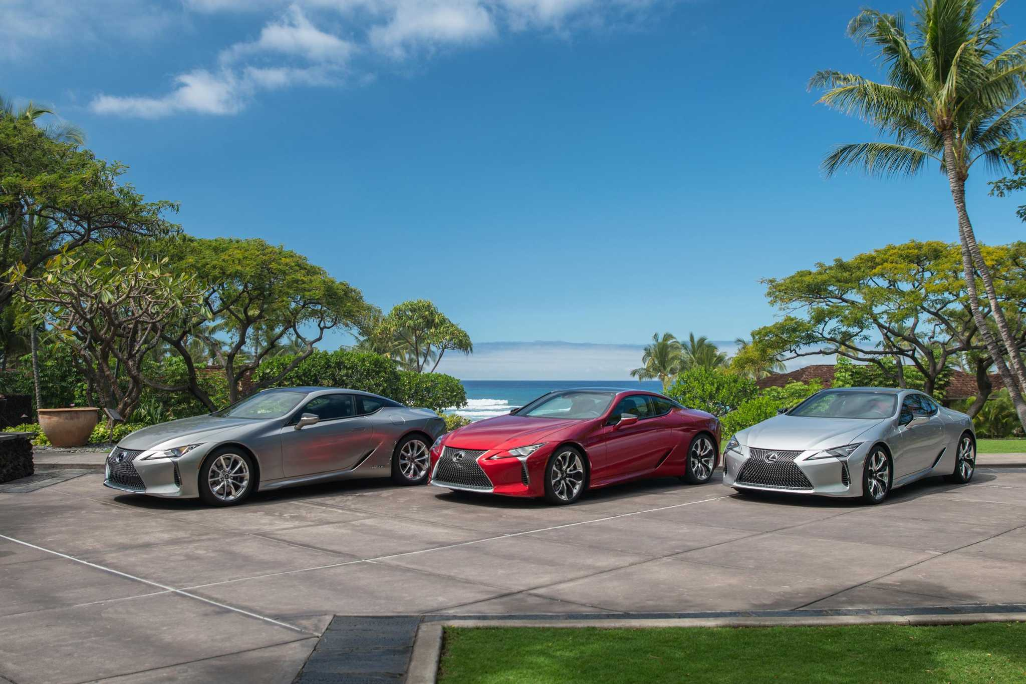 Flagship model serves up elite international Grand Touring Coupes