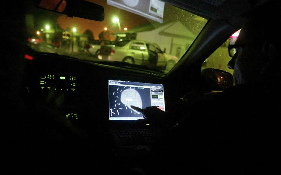 ShotSpotter technology allows police to know the location and time gunshots are fired. ShotSpotter CEO Ralph Clark said it helps take gunmen off the streets, often in neighborhoods where gunfire goes unreported. Photo: Mathew Sumner, FRE / FR170005 AP
