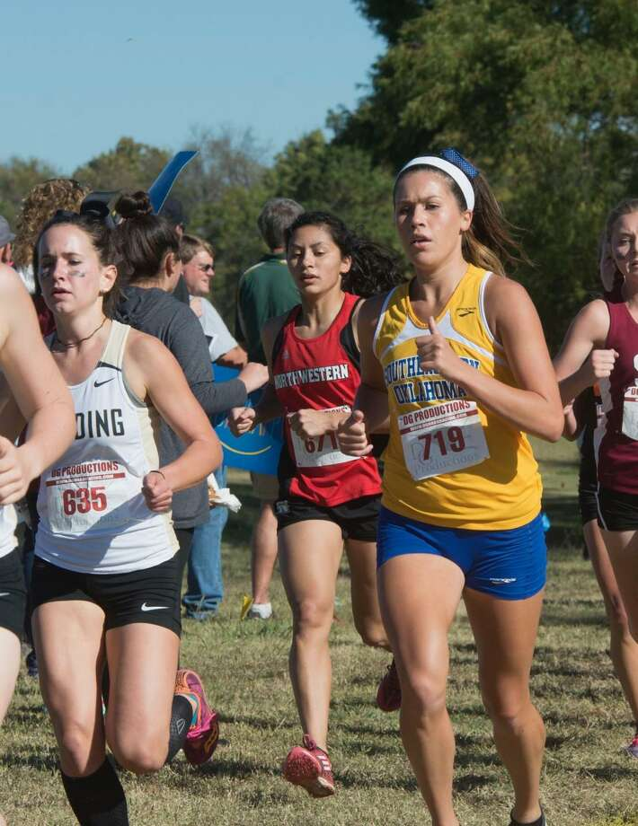 Renee Contreras was named second-team All-GAC this year at Northwestern Oklahoma State. Photo: Courtesy Photo