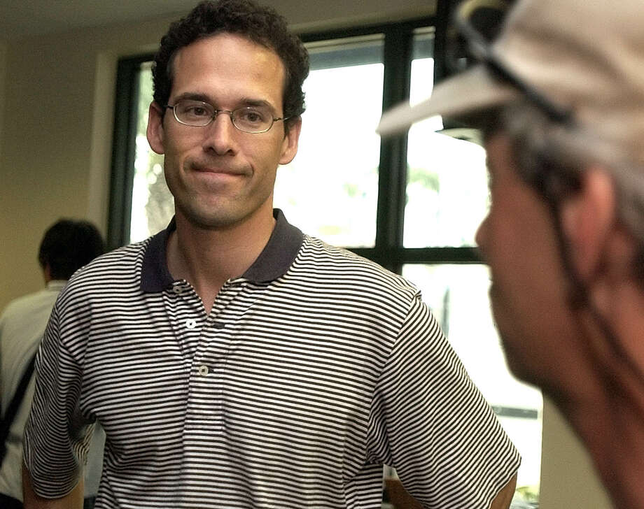 Former Oakland A's assistant general manager Paul DePodesta has brought his analytics-based philosophy to the NFL as Cleveland rebuilds. Photo: LM OTERO, STF / AP