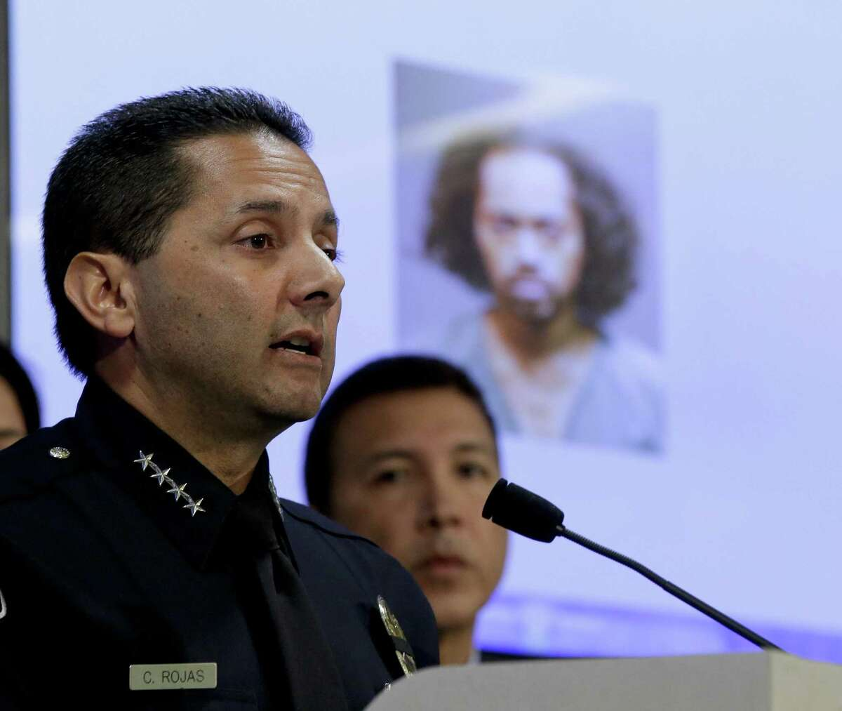 Carlos Rojas, a veteran of the Santa Ana police force, will is BART's new police chief.