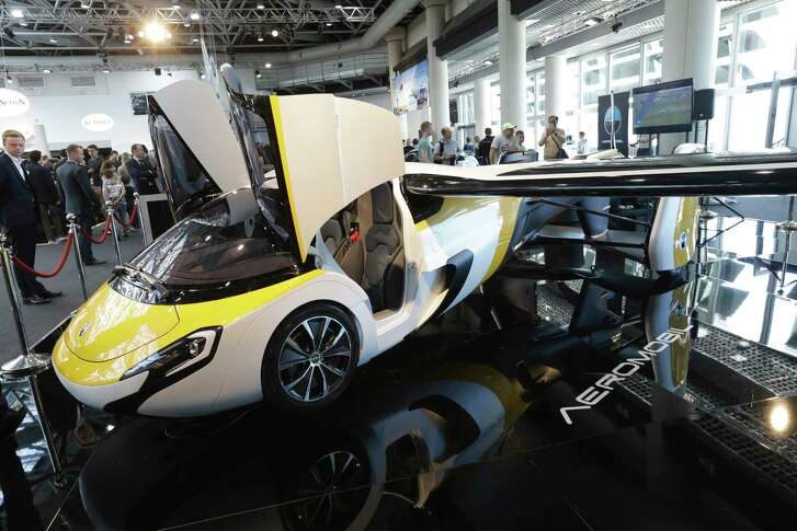 The AeroMobil has a driving range of about 60 miles and a top speed of nearly 100 mph. When flying, its maximum cruising range is 466 miles. It takes about three minutes for the car to transform into a plane.