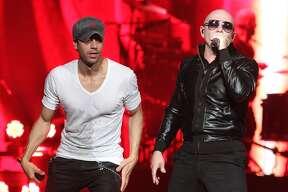 Pitbull and Enrique Iglesias      September 23, Laredo Energy Arena