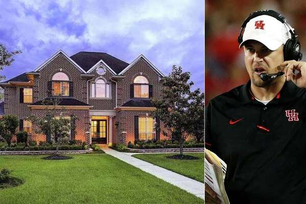 Tom Herman, the former University of Houston football coach who now has taken over the same job at the University of Texas, is selling his Houston-area mansion in Bellaire. List price: $2 million.