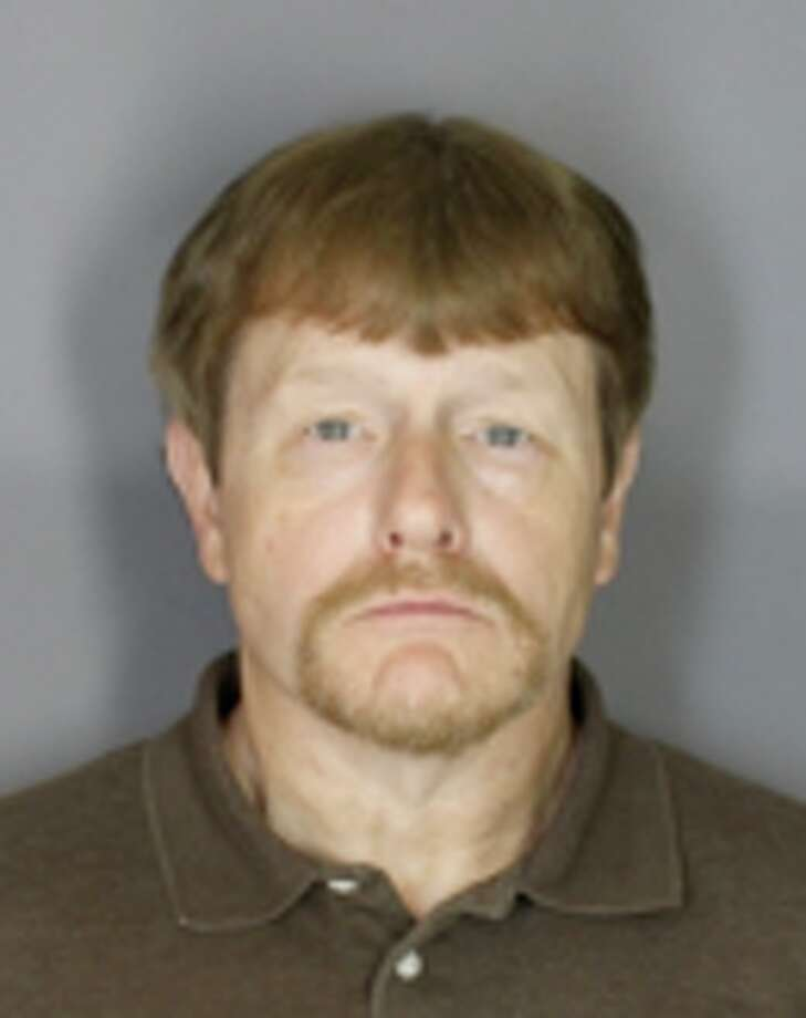 Robert C. Hutchinson, 57, of Berne.  Photo: Albany County Sherif's Department