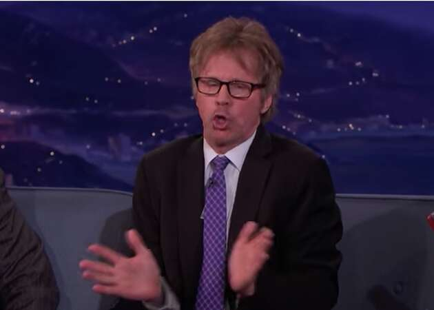 Dana Carvey's impression of Trump after nuclear war: It was