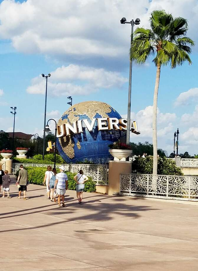 """Orlando, FL""""Orlando's sun-kissed residents have ample opportunity to find a Prince or Princess Charming of their own."""" - Travel + Leisure  Photo: Paul P. Adams/Huron Daily Tribune"""
