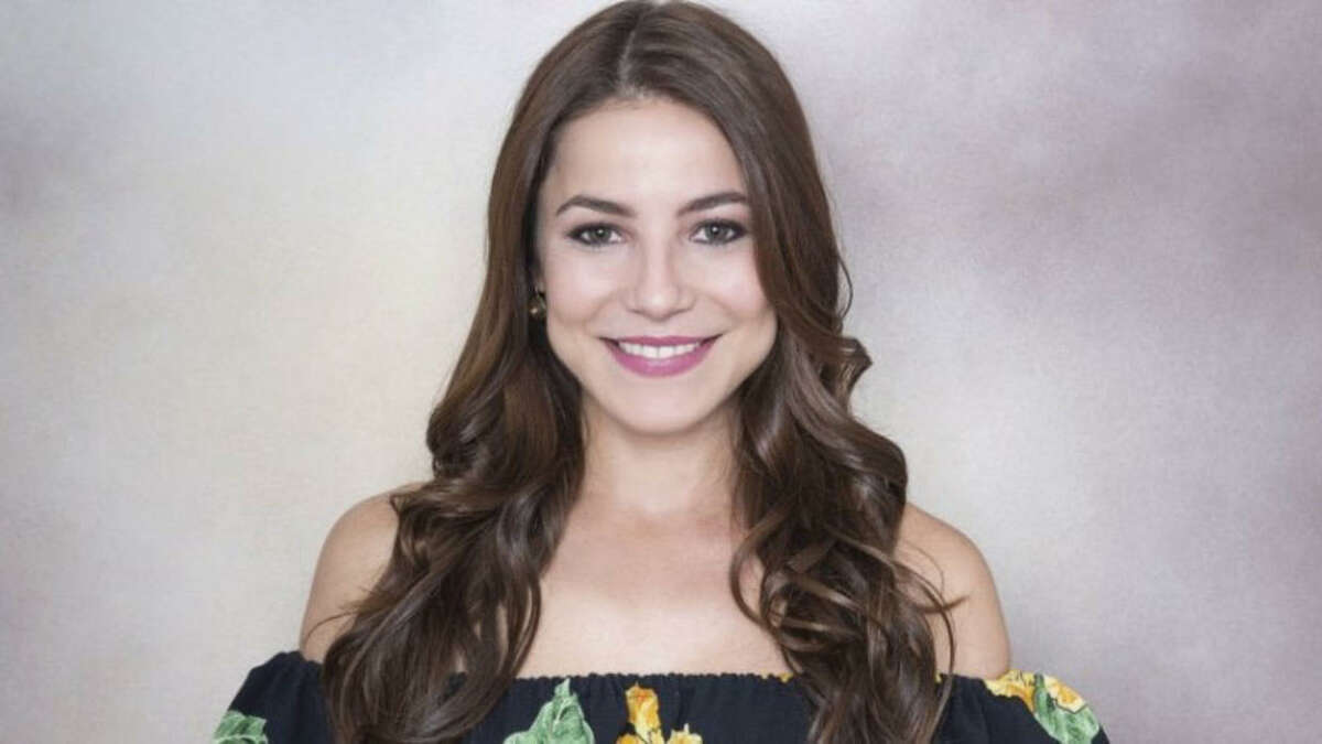 Juliette Pardau plays the Mexican drug lord's second wife Graciela in the new Univision drama series, 'El Chapo.'