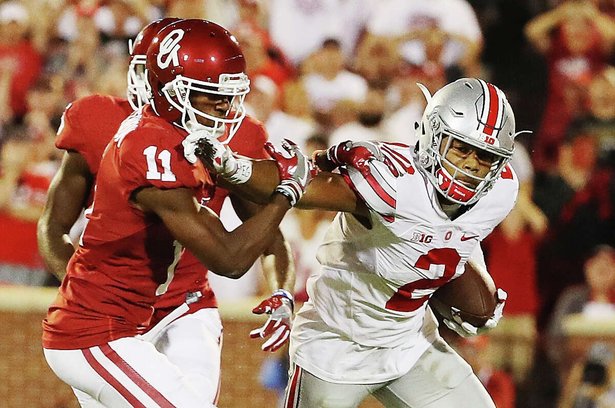 NFL DRAFT: SIZING UP THE DEFENSIVE BACKS Marshon Lattimore, CB, 6-0, 193, 4.36, Ohio State Loaded with talent and outstanding speed. Has battled hamstring issues that caused him to miss a lot of time. That worries some scouts. He has all the ability necessary to excel at the next level, but he lacks experience and has to overcome the hamstring problem. Should go high in the first round.