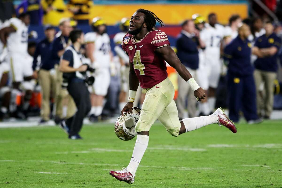 BEST AVAILABLE PLAYERS IN THE NFL DRAFT Dalvin Cook, RB, Florida State