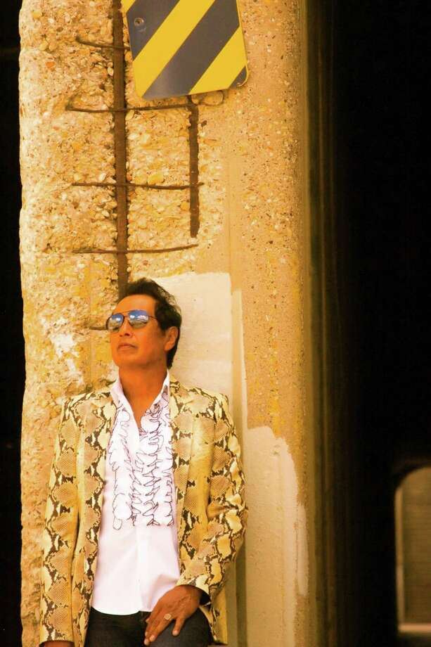 """I'm very aware that life is a short movie,"" says singer-songwriter Alejandro Escovedo, who has overcome the ravages Hepatitis C and the trauma of Hurricane Odile. Photo: Courtesy Of Fairfield Theatre Company / Contributed Photo"