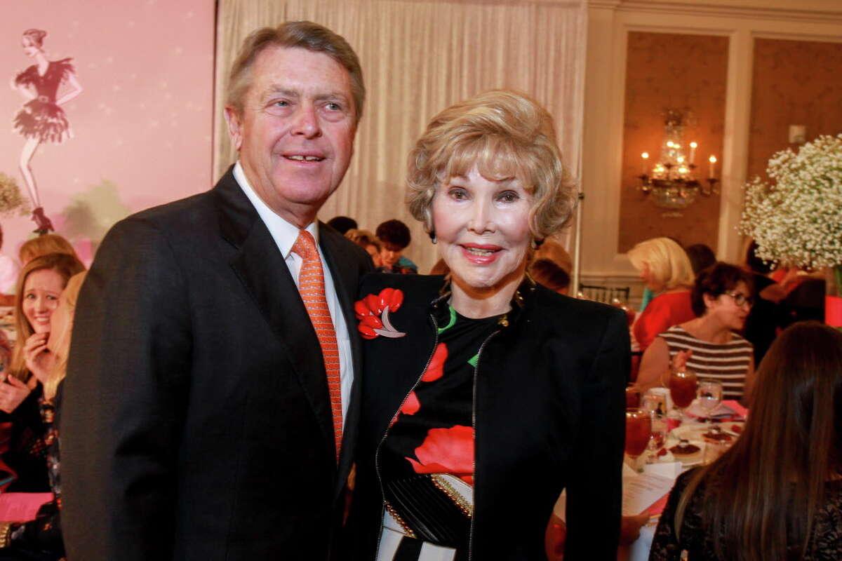 Joe Clearly and Joanne Herring