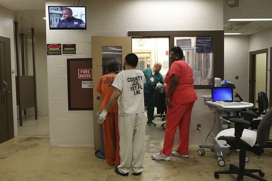 Jails Are No Place To Treat The Mentally Ill San Antonio