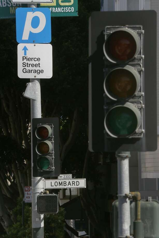 Outage turns many SF traffic lights into 4-way stops - SFGate