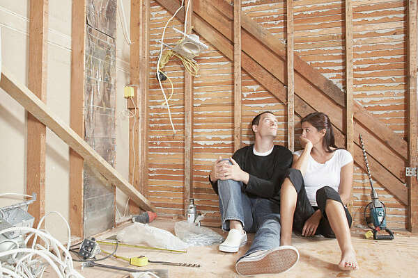 1. You always see a home's potential rather than its flaws. Looking for a new home? Keller Williams San Antonio can help.