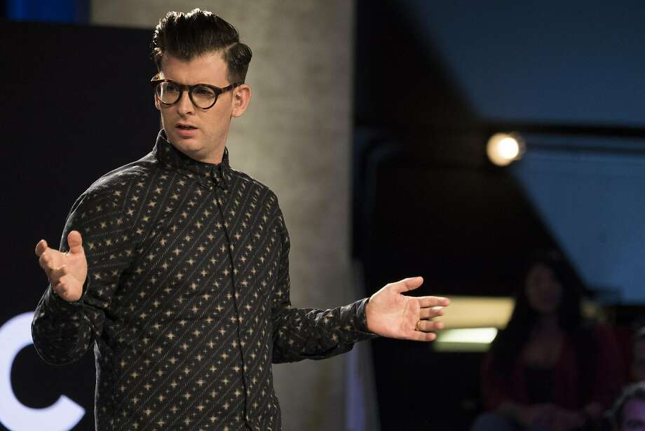 """Moshe Kasher hosts """"Problematic,"""" a new series on Comedy Central. Photo: Ali Goldstein, Courtesy Comedy Central"""
