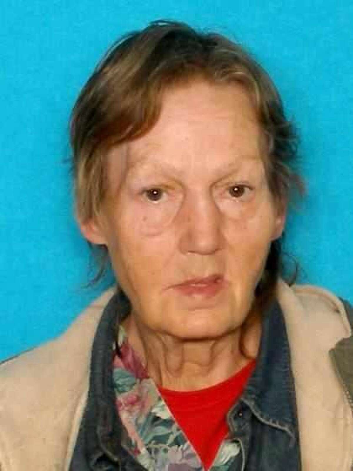 Sue Gatlin, 76, was last seen Monday in downtown Houston.