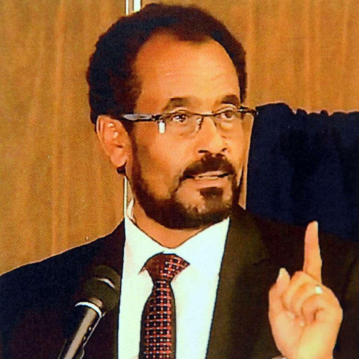 Dr. Bekele Gerba.