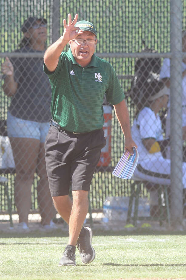 Midland College head coach Tommy Ramos reacts during the game against Howard College on March 21, 2017, at Midland College.  James Durbin/Reporter-Telegram Photo: James Durbin