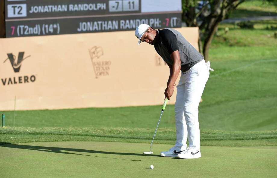 Valero Texas Open: Tony Finau, Bud Cauley share Round 2 lead
