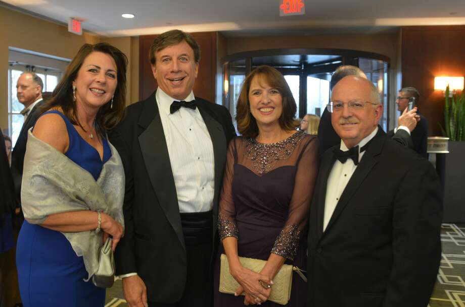 YWCA Greenwich held its annual Persimmon Ball on April 21, 2017. The Persimmon Ball is a black-tie dinner dance and auction that annually attracts 500 attendees. Bobby Valentine was this year's auctioneer. Were you SEEN? Photo: Vic Eng / Hearst Connecticut Media Group