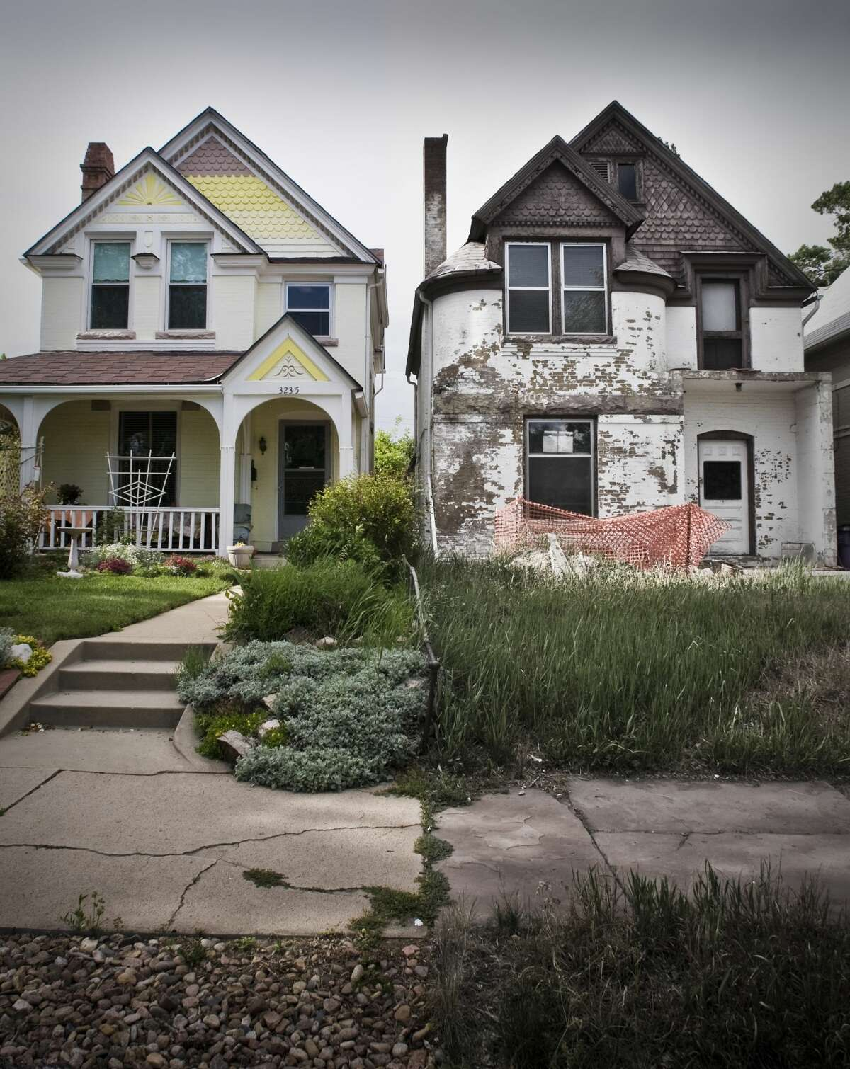 1. You always see a home's potential rather than its flaws.
