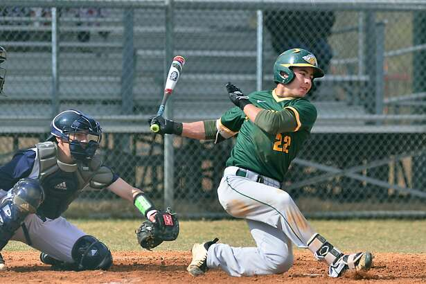 Shortstop Nick Galaviz had two hits Friday as LCC lost 2-0 and 10-0 in a doubleheader at Wharton County Junior College. The Palominos have only one run in their last 45 innings, getting shut out in five of their previous six games.