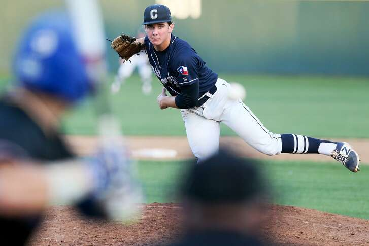 Boerne Champion and A&M commit Chris Weber is team's ace with an 8-1 record, and he ranks 11th in his class of almost 400.