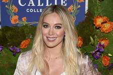 NEW YORK, NY - MARCH 07:  Hilary Duff attends the Callie Collection Wines launch event with Hilary Duff at La Sirena on March 7, 2017 in New York City.  (Photo by Dimitrios Kambouris/Getty Images for Callie Collection)