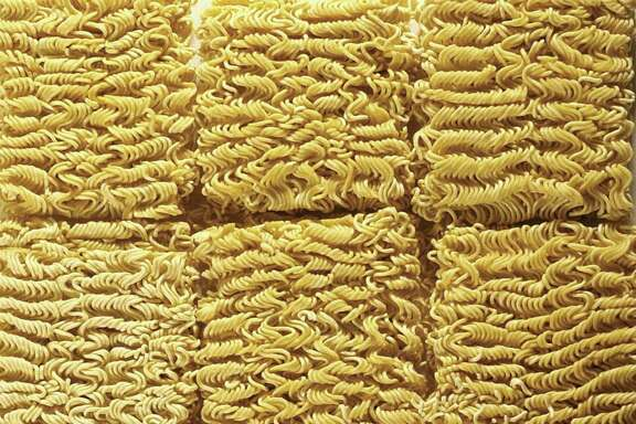 A recent study found that women who ate ramen noodles at least twice a week had a higher risk for metabolic syndrome.