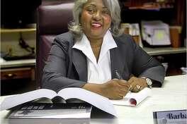 State Rep. Barbara Gervin-Hawkins, a Democrat, represents San Antonio House District 120.