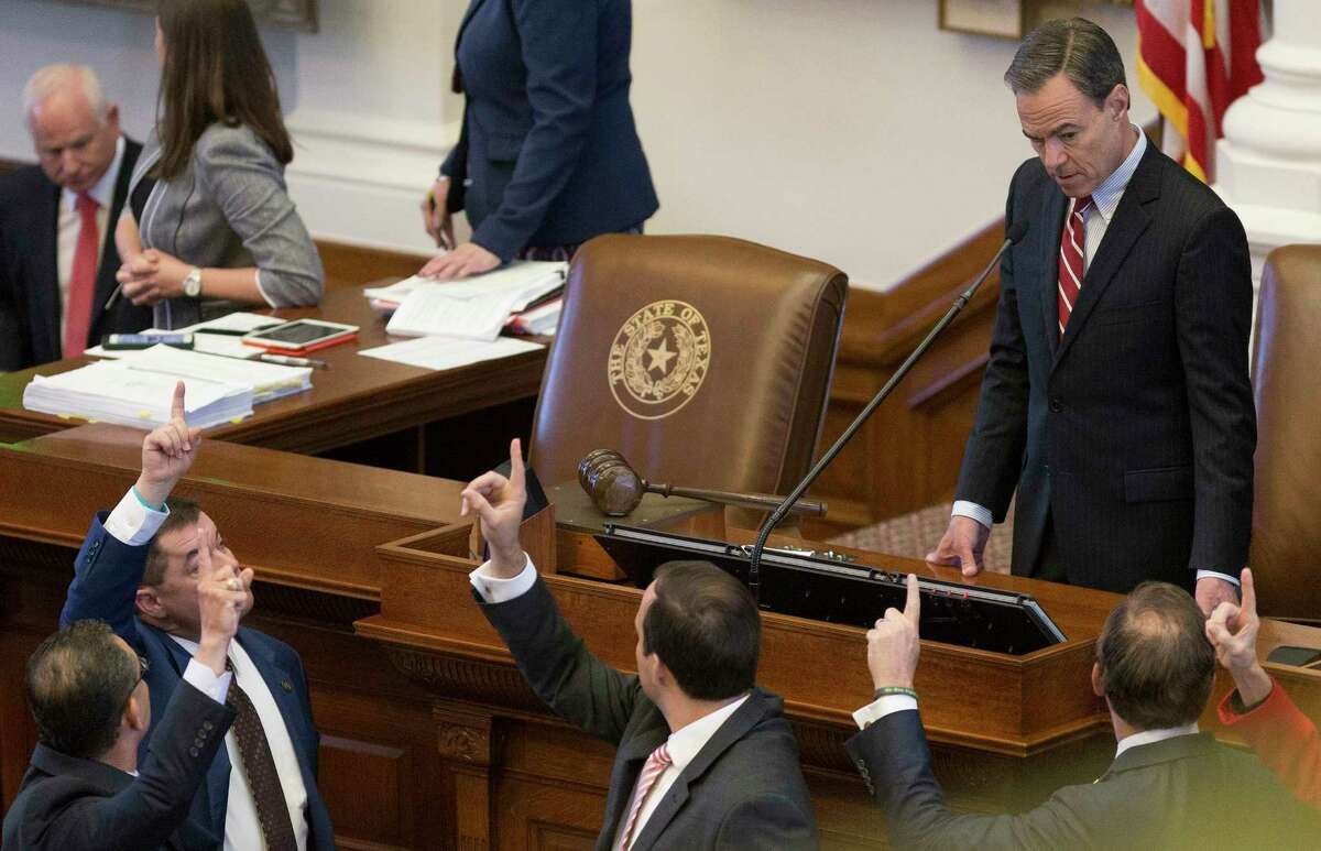 The unbalanced tax load Texans carry makes it virtually impossible for the Legislature to keep pace with our state's growth.
