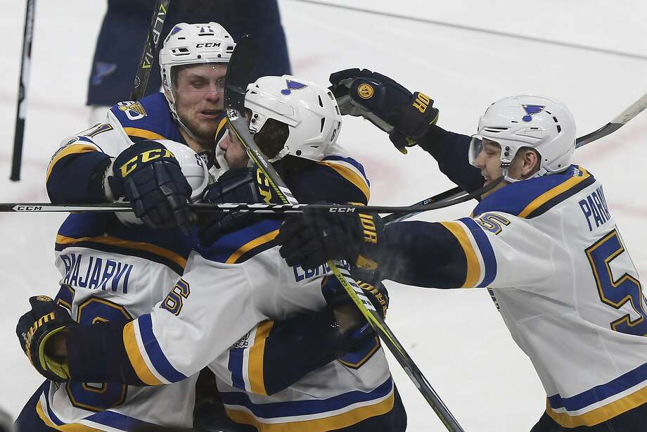 Blues bring Stastny back at center for Game 5 vs. Wild