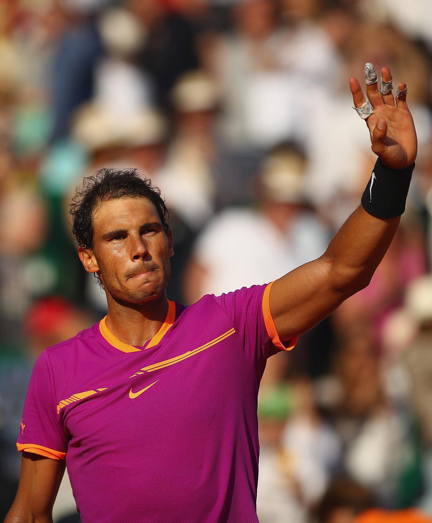 Rafael Nadal beats David Goffin to reach Monte Carlo final - mySanAntonio.com