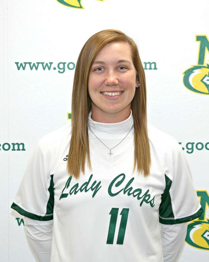 Midland College softball player Kassie Maddox Photo: Forrest Allen