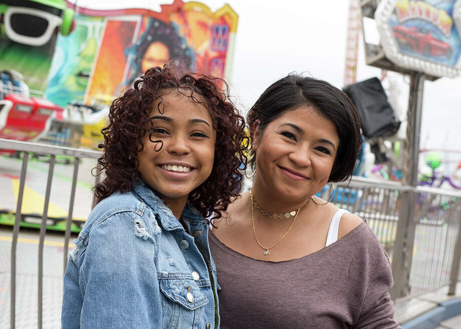For some, the real draw of Fiesta are the glittering lights, exciting rides and wallet destroying games at the carnival. Here is a look at all the fun that was had Saturday, April 22, 2017, on the grounds of the Alamodome. Photo: B. Kay Richter For MySA