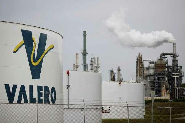Valero Energy Corp. reports first quarter earnings Tuesday.