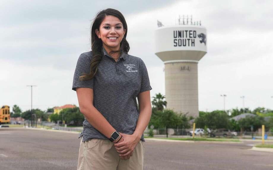 Christina Tristan will take over as head coach of the United South cross country program for Juan Salazar, who retired after this past season. Photo: Danny Zaragoza /Laredo Morning Times / Laredo Morning Times
