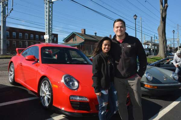 The CT Cars and Coffee season opener car show was held in Milford on April 23, 2017. Were you SEEN?