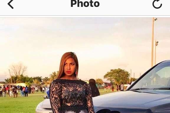 Seventeen-year-old Milan Morris' prom dress honors Trayvon Martin, Sandra Bland,  Michael Brown, and more of the liveswe have lost in recent years to  police brutality. The gown was designed  a Florida-based Terrance Torrence .