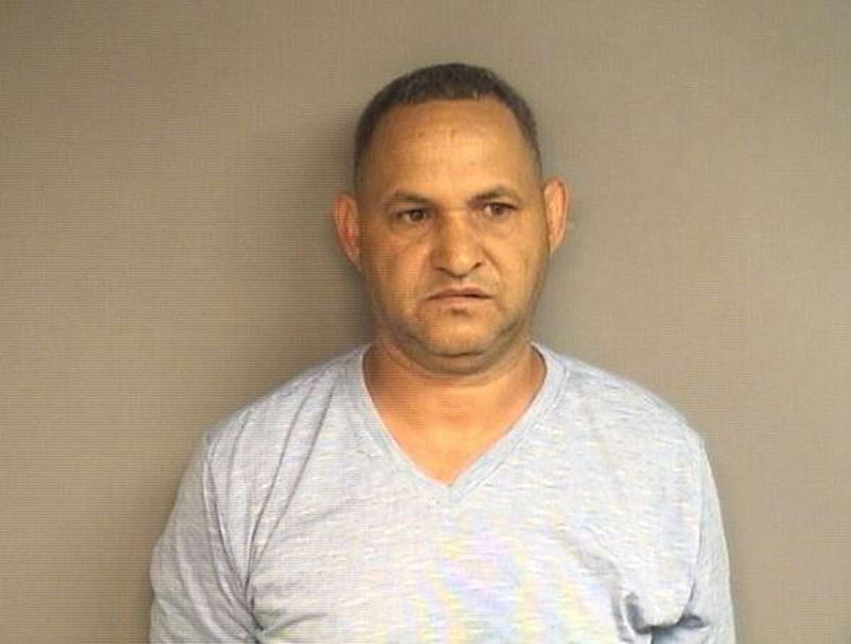 Felipe Arambole Jimenez, 50, of Stamford was charged with possession of narcotics in excess of one ounce, possession of narcotics in excess of one ounce with intent to sell, operation of a drug factory, Conklin said.