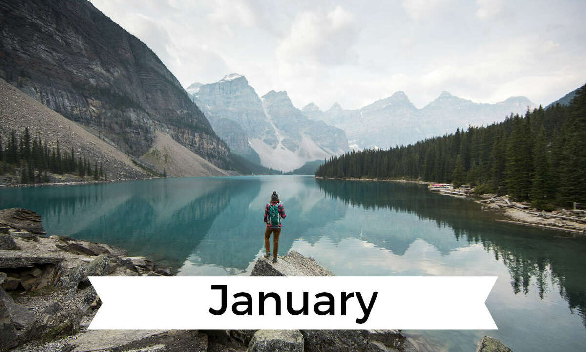 The following slides are the places around the world to travel to during the month of January. The places were chosen by WhenToVisit.org based off of when the conditions in the place are optimal for weather, price and activities.